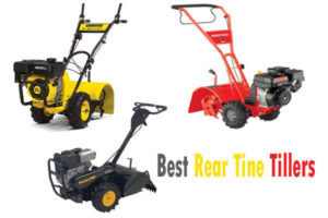 Check the Best Rear Tine Tillers Reviews