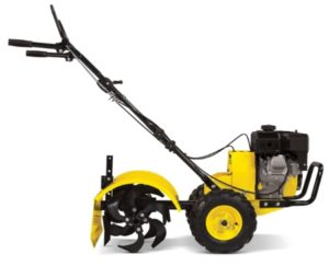 Review of Champion 19-Inch Dual Rotation lawnmower