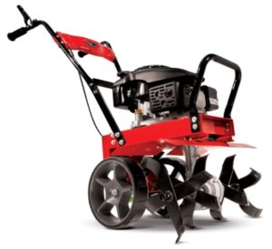 Review of Earthquake 31043 Badger Heavy Duty Front Tine Tiller
