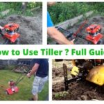 How to use a Tiller for Grass, Weed, Leveling, Cultivating? [2020]