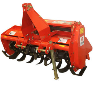 Farmer Helper 48″ Tiller-Rotary Tiller For Garden Tractor