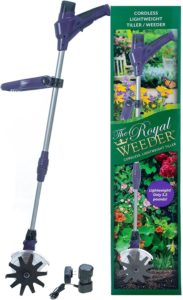 THE ROYAL WEEDER Electric Tiller