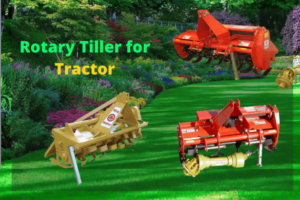 Use this best rotary tiller for tractor