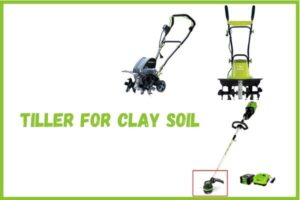 Top rated best tillers for clay soil for gardens