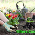 How much do Tillers Cost? - Garden tiller Price