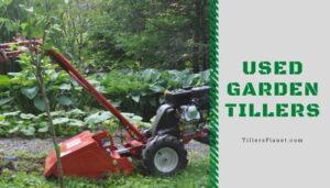 Buy used garden tillers rototillers near me