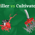 Tiller vs Cultivator - What is the difference?