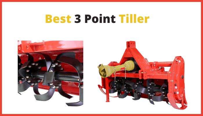 Top rated 3 pt tiller for sale