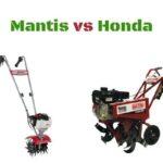Mantis vs Honda Tiller (Good or Bad)