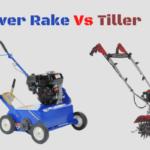 Power Rake Vs Tiller